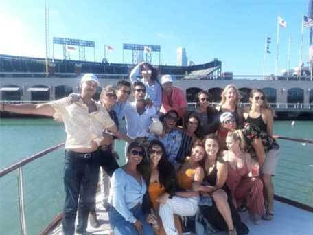 Private yacht events in San Francisco Bay